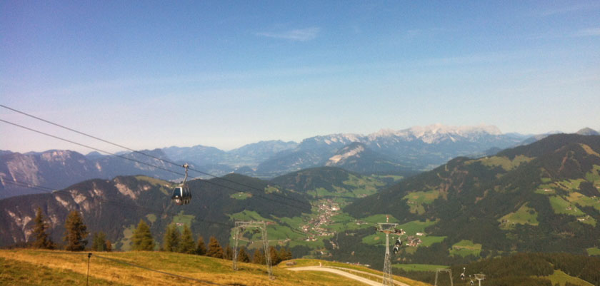 Niederau, The Wildschönau Valley, Austria - Cable cars.jpg